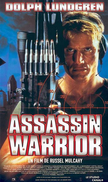 Silent Trigger (Soldado) 1996 FR-VHS