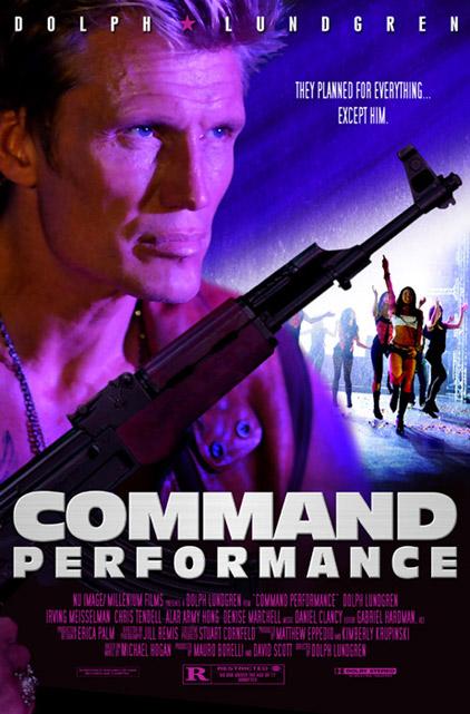Command Performance (Ataque Terrorista) 2009 CP-1-One-Sheet-2