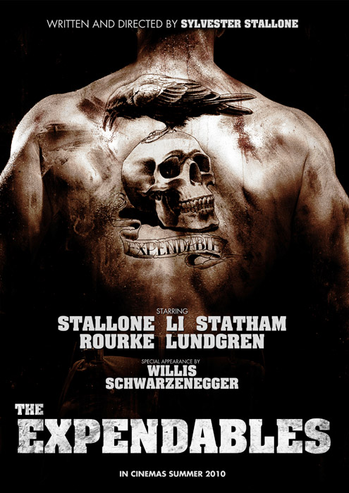 The Expendables (Los Mercenarios) 2010 TE-DK-SKSK