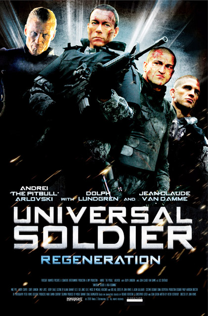 DOLPH :: Universal Soldier 3 pics
