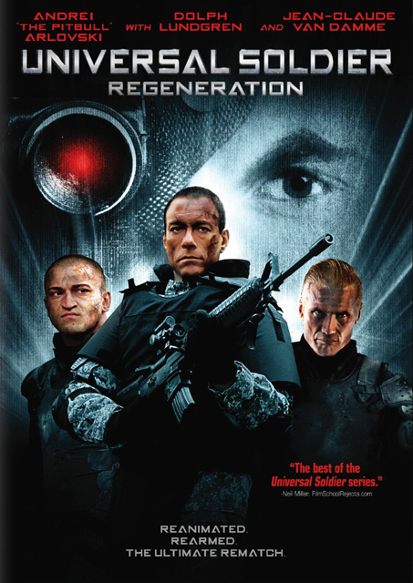 Universal Soldier: Regeneration 2009 USRegeneration