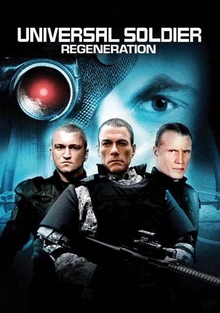 Universal Soldier 3 : Regeneration 2 คนไม่ใช่คน 3 สงครามสมองกลพันธุ์ใหม่